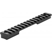 Leupold Mark 4 One-Piece Base, Weatherby Mark V SA, 20 MOA (8-40 Adaptable)