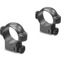 Leupold RM 11mm Dovetail Rimfire Rings, 25.4 mm