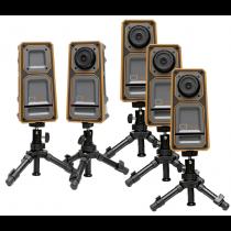 Longshot LR-3 with 3 Extra Cameras