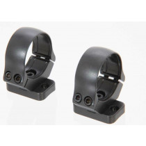 MAKfix Rings with Bases, FN Browning A-Bolt, Eurobolt, 30.0 mm