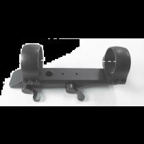 MAKuick mount for 14/15 mm rail, Schmidt & Bender Convex rail