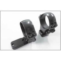 MAKuick Detachable Rings with Bases, Steyr SL, L-Jagdmatch, LM rail