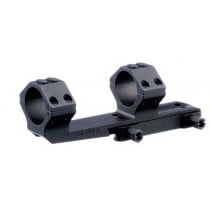 "ERA-TAC one-piece mount (mono-block), 2"" extended,  34 mm, nuts"