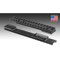 Nightforce X-Treme Duty 1 Piece Base for Remington 700 SA