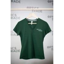 Optics Trade Womens T-shirt