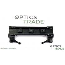 Optik Arms Quick-release Picatinny Mount, Zeiss ZM/VM rail