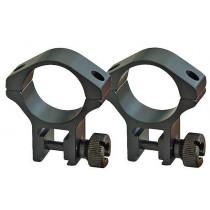 Recknagel Tip-Off Ring Mount for 11 mm Dovetail, 25.4 mm