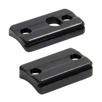Recknagel Two-Piece Base for 16mm Dovetail Mount for Winchester 70 SA / LA