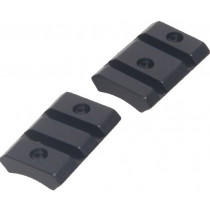 Recknagel Two-Piece Weaver Base for Remington 7400 / 7600 / 750