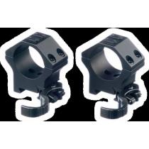ERA-TAC rings, 34 mm, lever