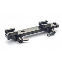 Rusan One-piece quick-release mount - Steyr SSG, LM rail