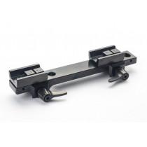 Rusan One-piece quick-release mount - Steyr SSG, VM/ZM rail