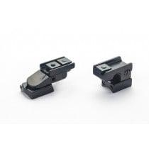 Rusan Pivot mount for Browning BAR I/ II, CBL, Acera, Maral/ Iris, SR rail