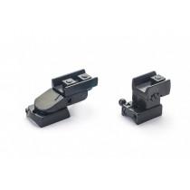 Rusan Pivot mount for Browning BAR I/ II, CBL, Acera, Maral/ Iris, VM/ZM rail