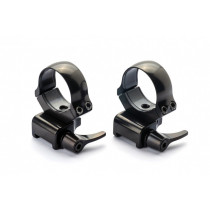 Rusan Roll-off rings with extension, 16.5 mm rail, 36 mm, Q-R