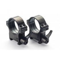 Rusan Weaver rings, 25.4 mm, Q-R