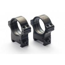 Rusan Weaver rings, 25.4 mm, Screw