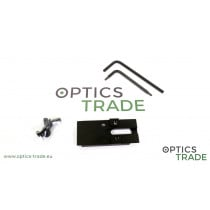 Shield Sights RMS, RMSc, SMS Mounting Plate for Walther PPQ 4,5