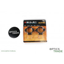 Shilba 30 mm Steel Rings for Calibre .22