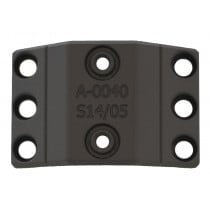 Spuhr 34 mm top rear cover, Gen 1