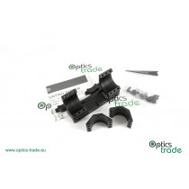 Spuhr QD mount for Picatinny, 34 mm, 20 MOA