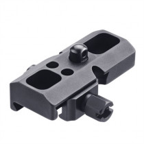 ERA-TAC Adapter for Harris-Bipod, sliding block, nut
