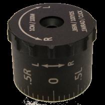 Sightron Tactical Windage Turret - 0.1 Mrad