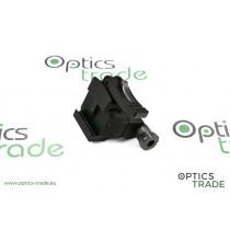 Tier-One QD Picatinny Pan/Tilt Adapter for Tactical Bipod