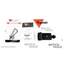 Trijicon 45 degree Offset QR mount for Picatinny Rail, MRO