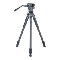 Vanguard Alta Pro 2V 263CV Carbon Tripod with Lightweight Alta PH-114V Video Head