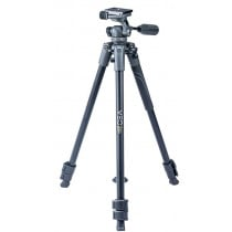 Vanguard VEO 2 PRO 203AO Aluminum Tripod with PH-26 Two-Way Pan Head - Rated at 6.6LBS/3KG