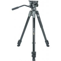 VANGUARD VEO 2 Pro 263AV Aluminum Tripod with PH-15 Two-Way Video Pan Head - Rated at 11LBS/5KG