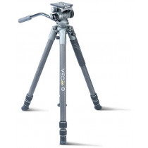 VANGUARD VEO 2 Pro 263CV Carbon Tripod with PH-15 Two-Way Video Pan Head - Rated at 11LBS/5KG