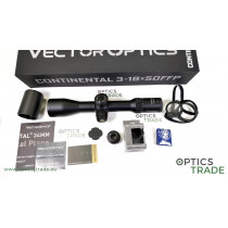 Vector Optics Continental 3-18x50 FFP