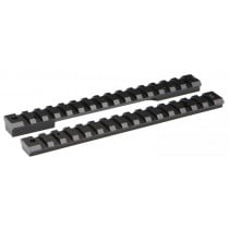Warne Mountain Tech Rail for Browning X-Bolt SA, 0 MOA