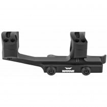 Warne Extended QD Skeletonized MSR Mount, 25.4 mm