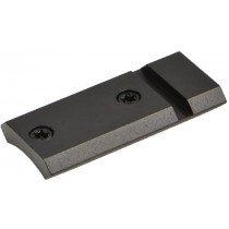 Warne Maxima Steel Extension Rail for Remington 700 Police (8-40), Browning AB3, HS Precision, Savage (8-40) - 14 mm