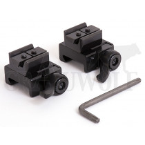 EAW QD Roll-off Mount for Picatinny, Zeiss ZM/VM