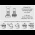 ERAMATIC Swing (Pivot) mount, Remington 700, 30.0 mm