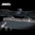 MAK Fix Mount, 30mm, BH 11mm, Zastava M70