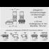 ERAMATIC Swing (Pivot) mount, Sabatti Express, 30.0 mm