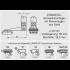ERAMATIC Swing (Pivot) mount, Steyr-Mannlicher SBS-96, 30.0 mmSLB 2000, 30.0 mm