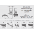ERAMATIC Swing (Pivot) mount, Benelli ARGO, 34.0 mm