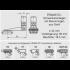 ERAMATIC Swing (Pivot) mount, Sabatti Express , 34.0 mm