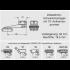 ERAMATIC Swing (Pivot) mount, Fair/Rizzini Express, LM rail