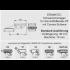 ERAMATIC Swing (Pivot) mount, Steyr Pro Hunter/Classic/SM 12, S&B Convex rail