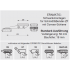 ERAMATIC Swing (Pivot) mount, Sabatti Express, S&B Convex rail
