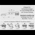 ERAMATIC Swing (Pivot) mount, Sauer 200, S&B Convex rail