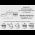 ERAMATIC Swing (Pivot) mount, Krico 600/700/900/902 Deluxe, Swarovski SR rail