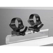 Kozap Slip-on one piece mount, Q-R, CZ 550 / CZ 557, 34 mm